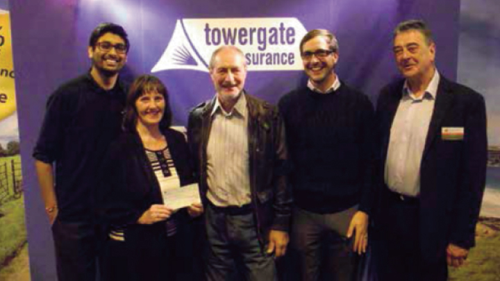 Towergate Award