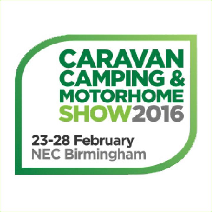 Caravan Camping & Motorhome Show 2016