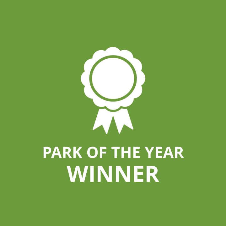 Park Of The Year Winners