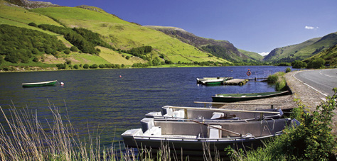 Snowdonia Lake